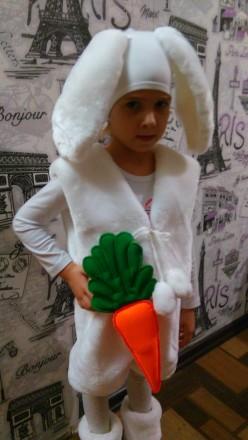 Костюм зайца. Херсон. фото 1