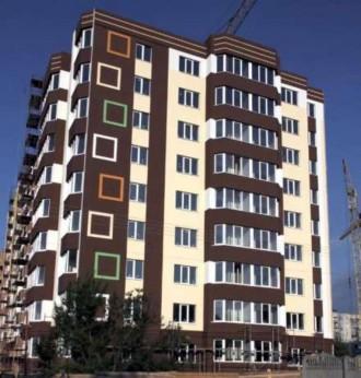 1но комнатная квартира на 8 этаже. в доме из красного кирпича. Индивидуальное га. Житомир, Житомирская область. фото 3