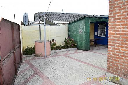 В прекрасном экологически чистом  месте предлагается хороший, добротный дом для . Коротич, Харківська область. фото 11