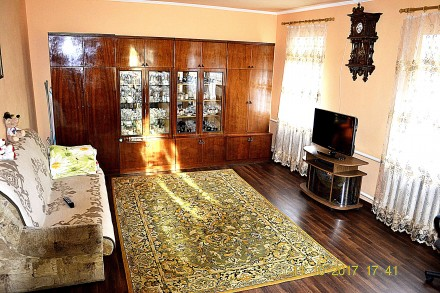 В прекрасном экологически чистом  месте предлагается хороший, добротный дом для . Коротич, Харківська область. фото 8