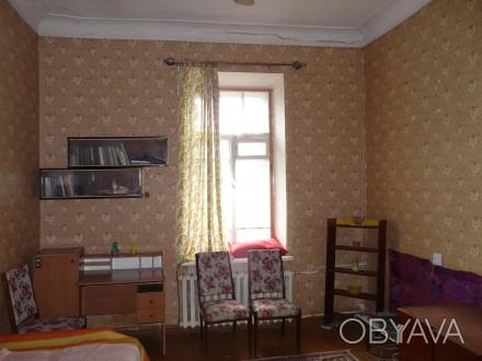 По вул. Сковороди, просторна квартира 60 м2, дві окремі кімнати в житловому стан. Центр, Полтава, Полтавська область. фото 1
