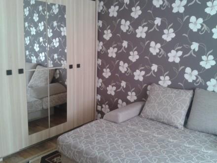 Уютная квартира 4 спальных места двухспальный диван + двухспальный диван телевиз. Лузанівка, Одеса, Одеська область. фото 6