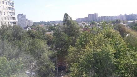 Уютная квартира расположена в середине дома, отличны й вид из окон квартиры. Пос. Київ, Київська область. фото 6