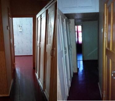 Комнаты приватизированные , в трёхкомнатной квартире. Все комнаты раздельные. Вы. Запоріжжя, Запорізька область. фото 3