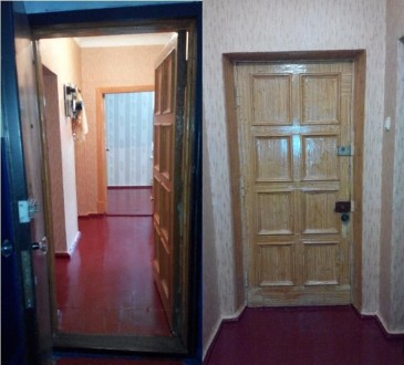 Комнаты приватизированные , в трёхкомнатной квартире. Все комнаты раздельные. Вы. Запоріжжя, Запорізька область. фото 2