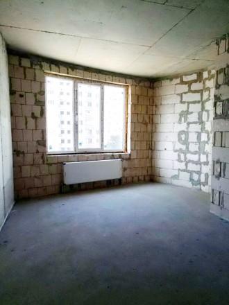 Квартира в новом сданном доме, 90 кв.м., правильной планировки, 2 лоджии, гардер. Київський, Одеса, Одеська область. фото 2