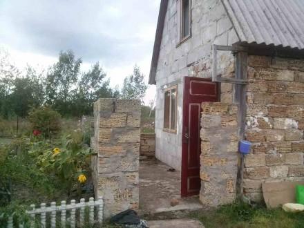 Продам дачу Новоукраїнка з документами на будинок і землю,е світло,скважина,коло. Нова́ Украї́нка, Рівненська область. фото 10