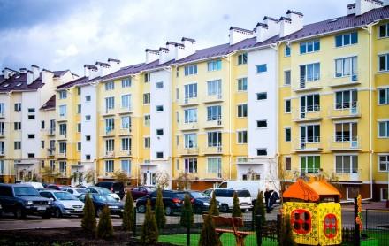1 - комнатная квартира  39.5  м2 - 10000 грн./м2 при 100% оплате!  Ворзель - с.. Буча, Київська область. фото 6