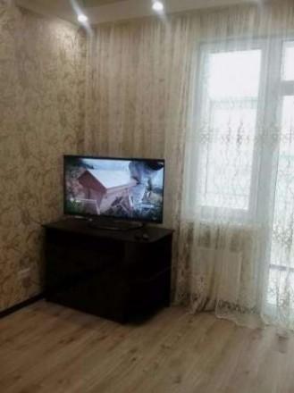 Сдам 1-но комнатную квартиру с видом на море, улица Сахарова /20 Жемчужина Кадор. Поселок Котовского, Одесса, Одесская область. фото 4