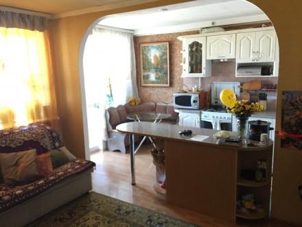 Продам 3-х комнатную квартиру  по ул. Гоголя,4  13/14 этаж Спланирована 2 комн. Центр, Дніпро, Дніпропетровська область. фото 2