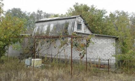 Дача, за Коханами, домик 3 комнаты, кухня 9 м.кв, гараж, заезд для авто, помпа, . Кардашинка, Херсонська область. фото 3