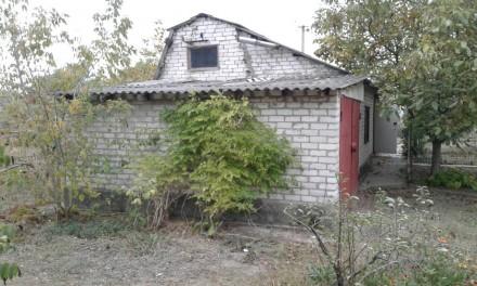 Дача, за Коханами, домик 3 комнаты, кухня 9 м.кв, гараж, заезд для авто, помпа, . Кардашинка, Херсонська область. фото 5