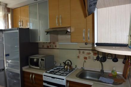 Уютная чистая  квартира с хорошим ремонтом  для 4 человек В квартире имеется все. Суворовский, Одесса, Одесская область. фото 4