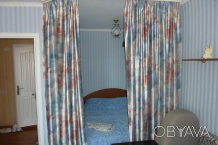 Уютная чистая  квартира с хорошим ремонтом  для 4 человек В квартире имеется все. Суворовский, Одесса, Одесская область. фото 1