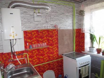 Квартира в самом центре Соцгорода, ул.Менделеева. Не угловая, кирпичный дом, в . Кам'янське, Дніпропетровська область. фото 2