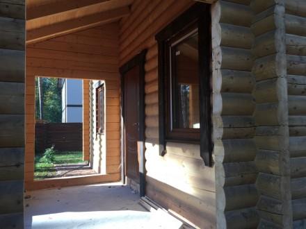 Продается деревянный дом со сруба в центральной части г. Буча, построенный из эк. Буча, Киевская область. фото 8