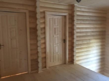 Продается деревянный дом со сруба в центральной части г. Буча, построенный из эк. Буча, Киевская область. фото 13