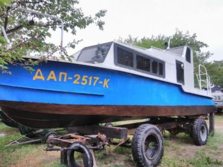 Продам катер.. Киев. фото 1
