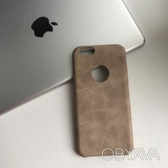 Чехол Lovebay «Ретро» под кожу на iPhone 6/6S