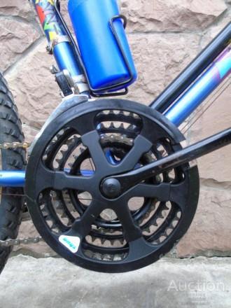 """Подростковый велосипед в хорошем состоянии колеса на 26"""" ( Германия ). Без насос. Херсон, Херсонская область. фото 3"""
