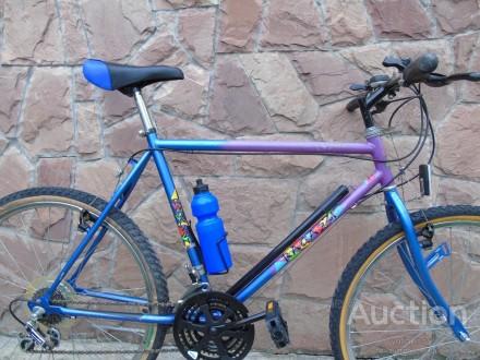 """Подростковый велосипед в хорошем состоянии колеса на 26"""" ( Германия ). Без насос. Херсон, Херсонская область. фото 6"""