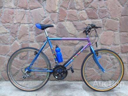 """Подростковый велосипед в хорошем состоянии колеса на 26"""" ( Германия ). Без насос. Херсон, Херсонская область. фото 2"""