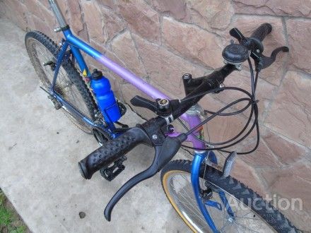 """Подростковый велосипед в хорошем состоянии колеса на 26"""" ( Германия ). Без насос. Херсон, Херсонская область. фото 5"""