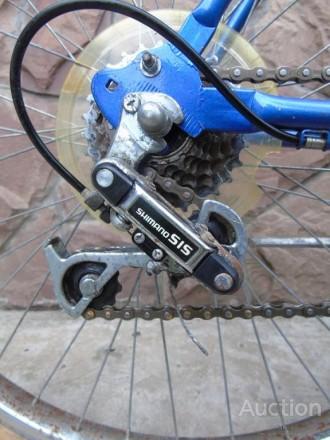 """Подростковый велосипед в хорошем состоянии колеса на 26"""" ( Германия ). Без насос. Херсон, Херсонская область. фото 4"""