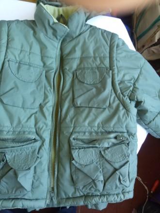 Курточка на 4-5 лет. Черкассы. фото 1