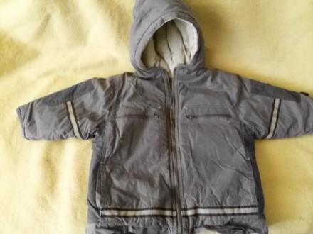 Куртка детская на 4 года. Черкассы. фото 1