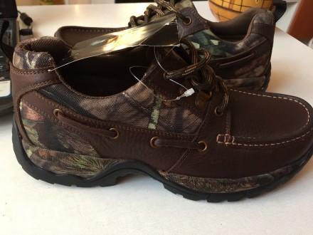 Продам туфлі для полювання відомої фірми Guide Gear. Натуральна шкіра + кордура.. Ивано-Франковск. фото 1