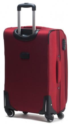Комплект польских чемоданов на четырех колесах Wings (Вингс) произведен из надеж. Киев, Киевская область. фото 3