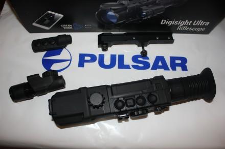 Прицел Pulsar Ultra N355 цена 1100$  Технические характеристики Наилучшая ночн. Тернополь, Тернопольская область. фото 3