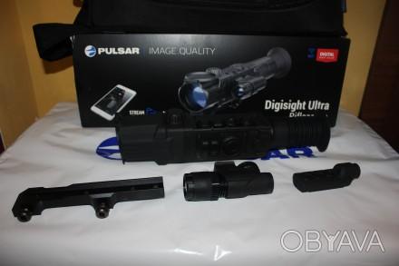 Прицел Pulsar Ultra N355 цена 1100$  Технические характеристики Наилучшая ночн. Тернополь, Тернопольская область. фото 1