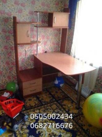 Продам компьютерный угловой стол Тиса СТН-2. Чернигов. фото 1