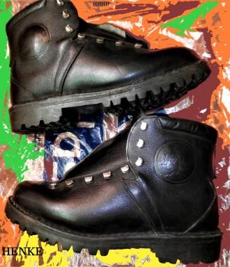 Ботинки Henke. Умань. фото 1