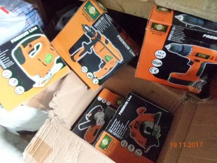 Продам новый набор из 5-ти электроинструментов фирмы