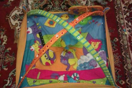 детский игровой коврик. Киев. фото 1
