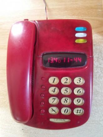 Телефон Русь-26 с АОН. Миргород. фото 1