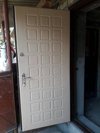 Компания БАЛКАР-ДНЕПР производит и устанавливает бронированные двери (толщина ли. Днепр, Днепропетровская область. фото 7