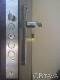 Компания БАЛКАР-ДНЕПР производит и устанавливает бронированные двери (толщина ли. Днепр, Днепропетровская область. фото 5