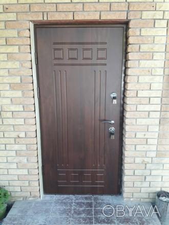Компания БАЛКАР-ДНЕПР производит и устанавливает бронированные двери (толщина ли. Днепр, Днепропетровская область. фото 1