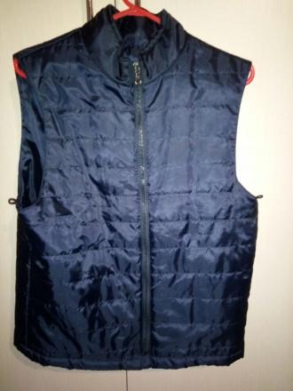 Куртка-безрукавка, жилетка ZARA. Николаев. фото 1