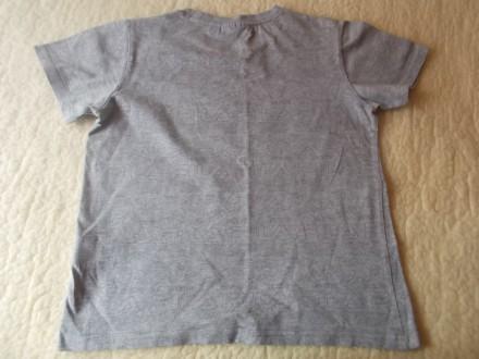 Продам серую футболку Фила на мальчика 9-10 лет в хорошем состоянии. Хлопок. Ори. Чернигов, Черниговская область. фото 4