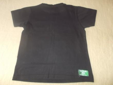 Продам черную футболку на мальчика 9-10 лет в хорошем состоянии. Хлопок. Ориенти. Чернигов, Черниговская область. фото 4