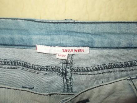 Продам  женские джинсовые шортики р.L  светло-голубого цвета в хорошем состоянии. Чернигов, Черниговская область. фото 5
