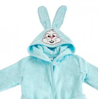 Махровый халат детский , отличное качество всегда согреет Вашего малыша  Изгото. Киев, Киевская область. фото 2