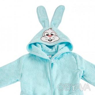Махровый халат детский , отличное качество всегда согреет Вашего малыша  Изгото. Киев, Киевская область. фото 1