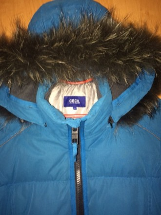 Куртка- пуховик CECIL L женская. Одесса. фото 1