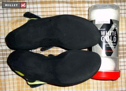 Новые скальные туфли Millet Myo Sulfure  Назначение: техническое скалолазание, . Ровно, Ровненская область. фото 6